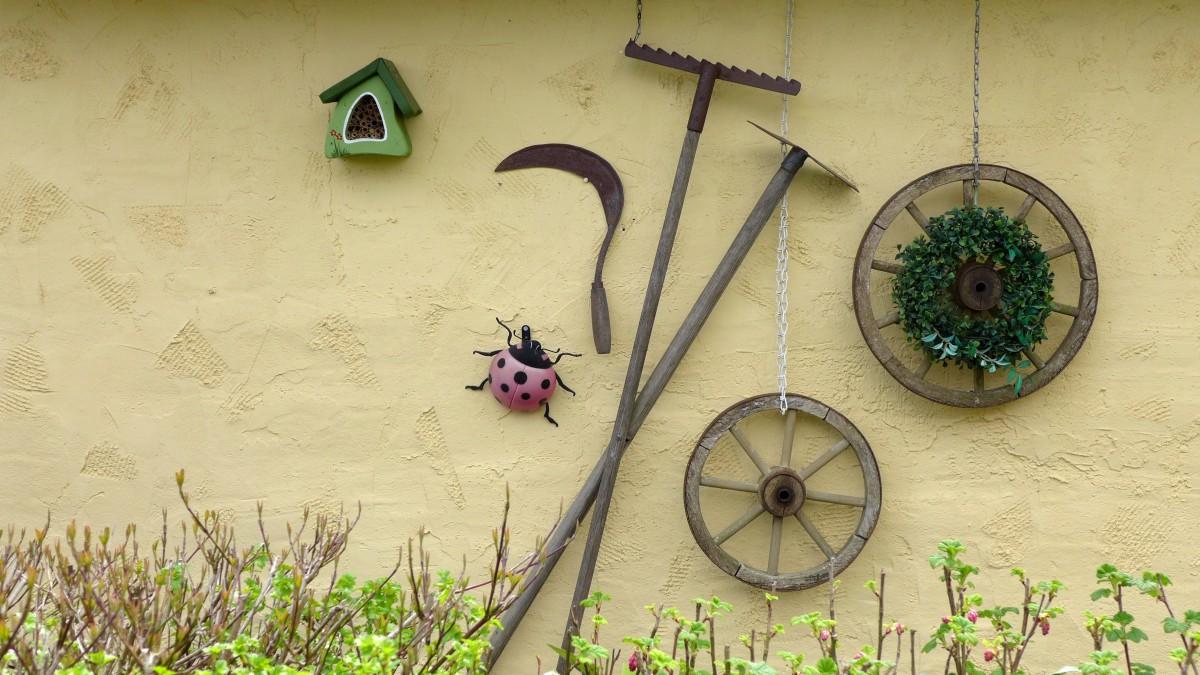градинска декорация