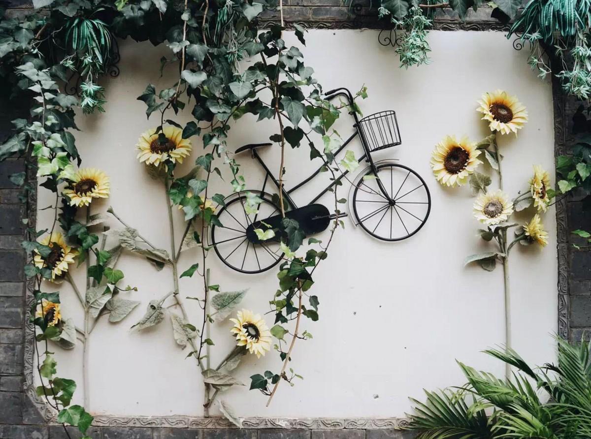 градинска ограда украса (2)