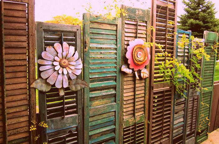 декор за градина и стена