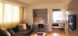 Семеен дом в малко студио: Да разпределим пространството ефективно