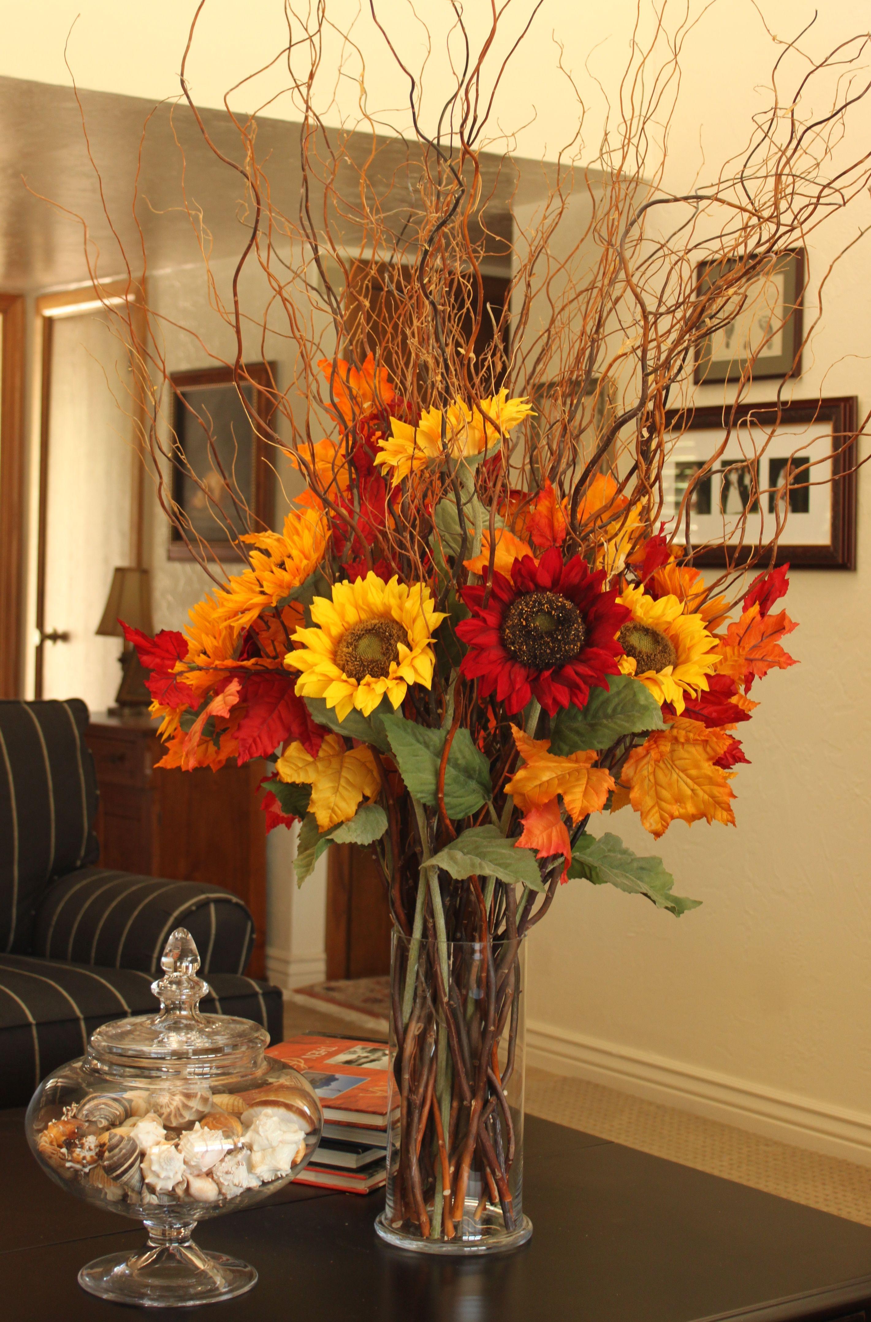 есенна ваза