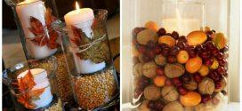 Да си направим сами: Красиви есенни декорации за дома