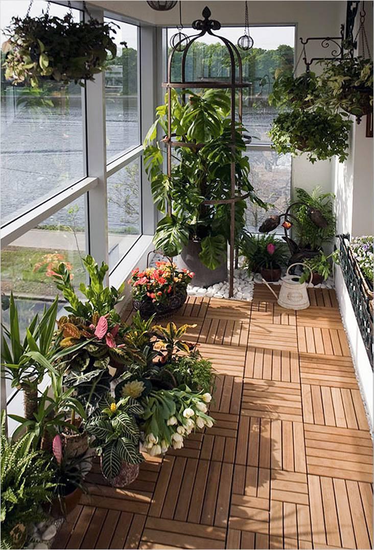 панорамна зимна градина