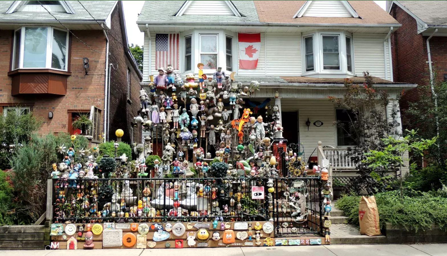 къща за кукли торонто