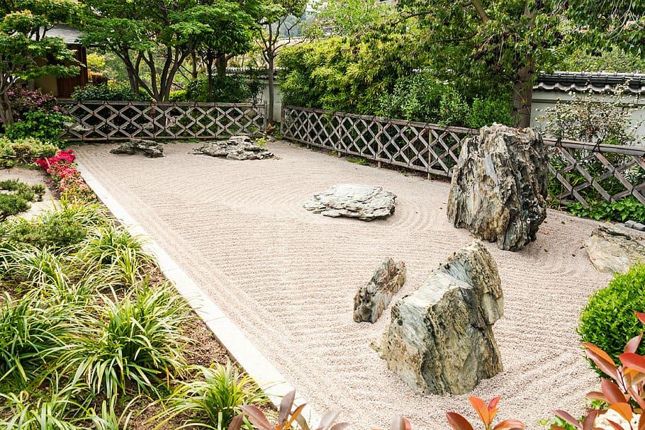 дизайн на японска градина