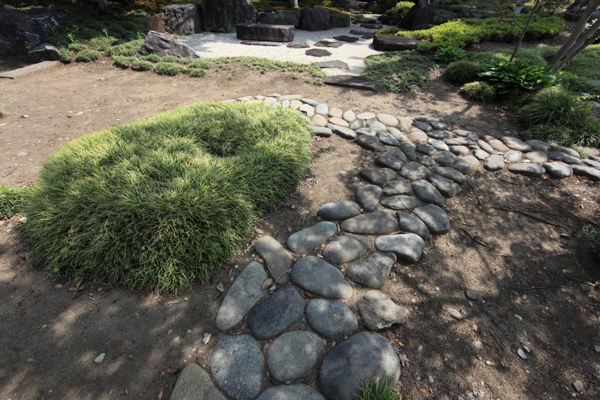 изграждане на японска градина