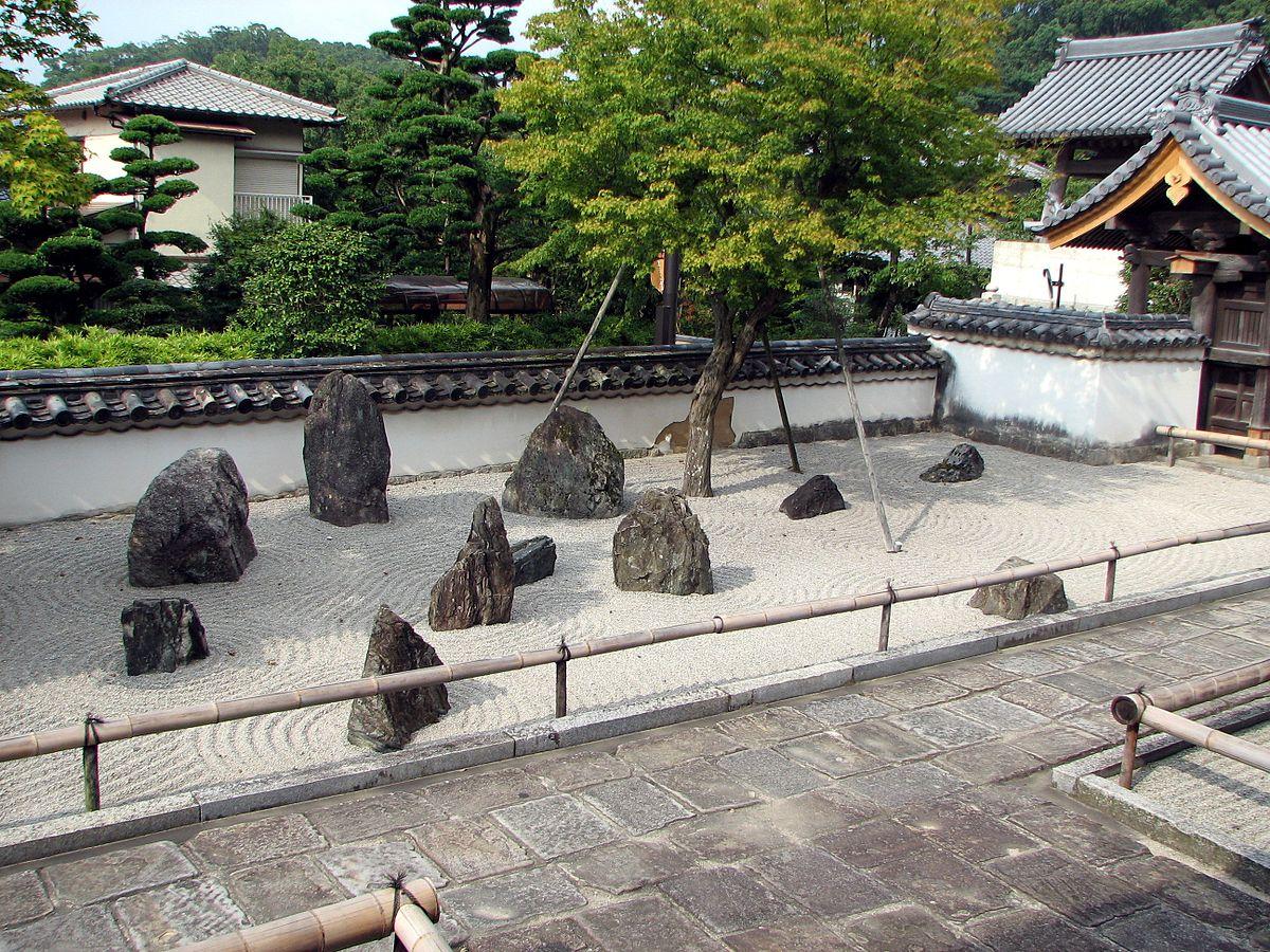 стилна японска градина