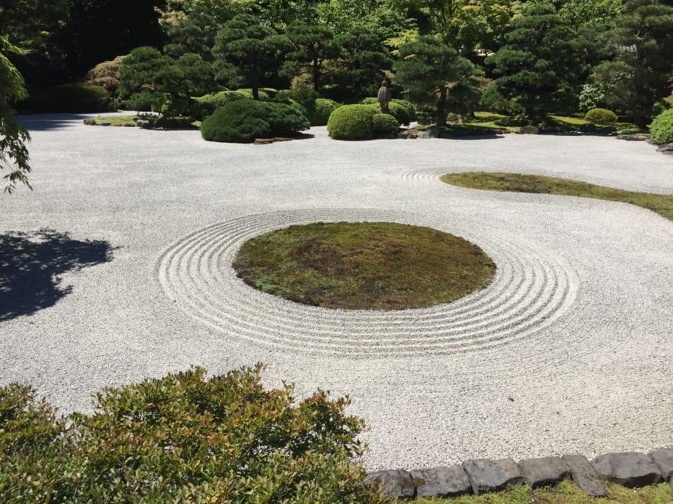 японска градина варианти